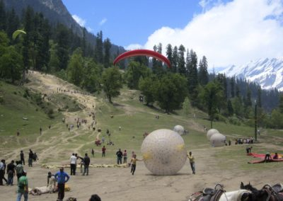 Chandigarh- Shimla – Kulumanali tour package