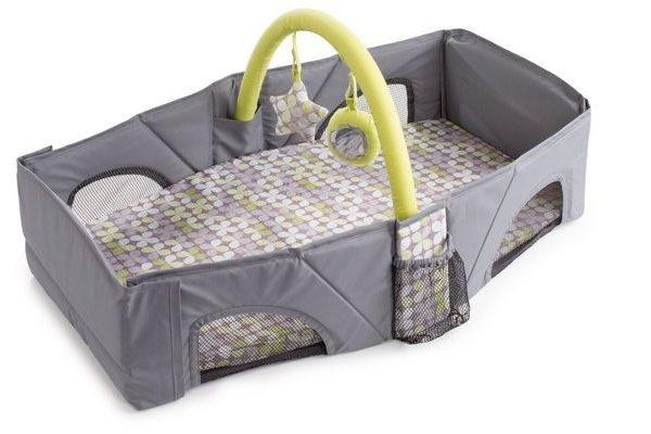 Infant bed parcel service