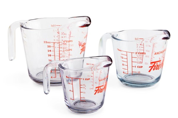 Kitchen Appliances Measuring Cups parcel service