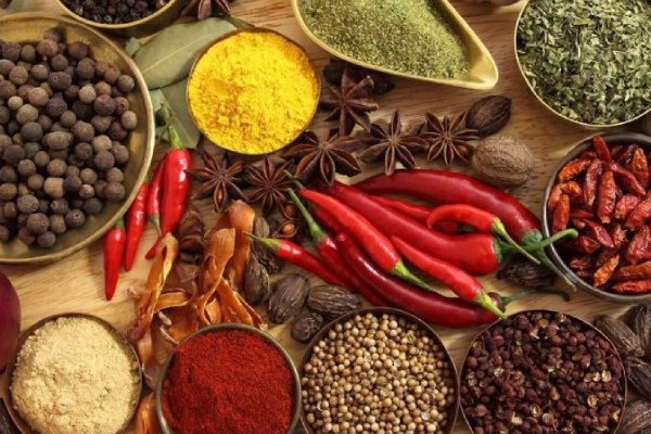 Spices Food Parcel service