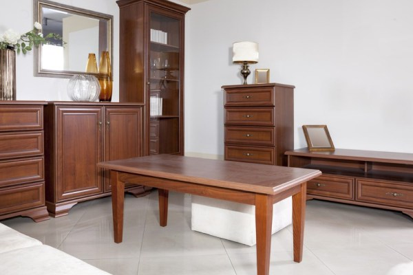 Wooden furniture parcel service