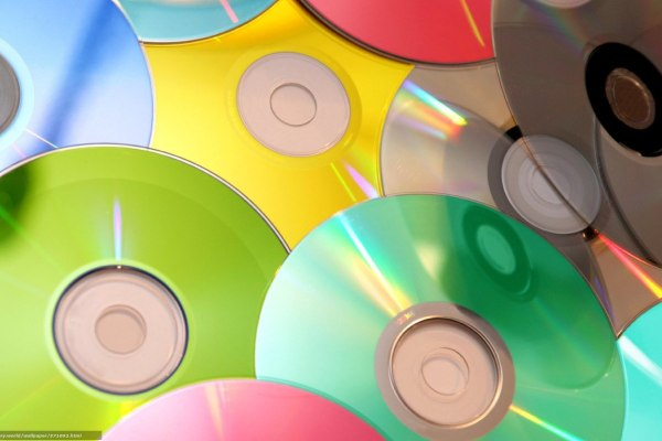 Compact Disks Donations Parcel Service